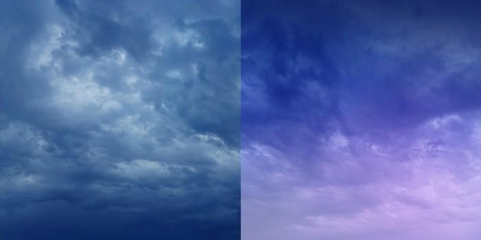 Úprava oblohy v Adobe Photoshop