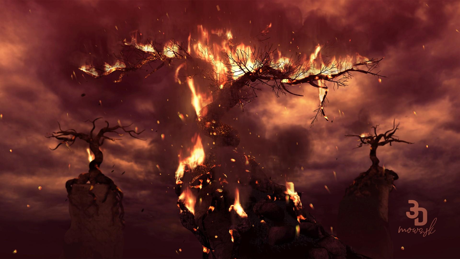 Medzi peklom a nebom